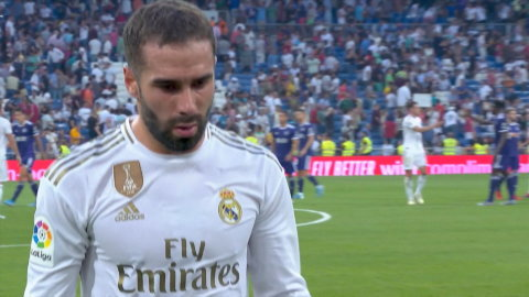Höjdpunkter: Real Madrid tappade poäng i hemmapremiären