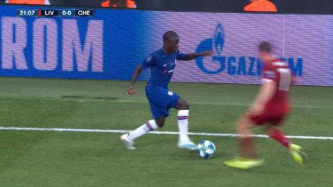 Kanté bjuder på fotbollsgodis - grundlurar Milner