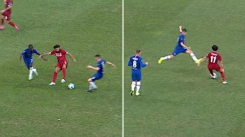 Liverpool-stjärnans show - dribblar bort Chelsea-spelarna totalt