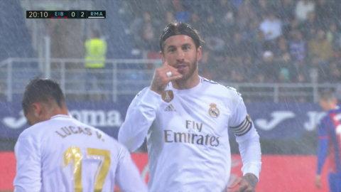 Real utökar - Ramos kylig från straffpunkten