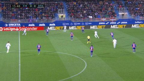 Reals tryck ger utdelning - Benzema öppnat målskyttet