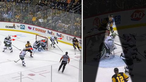 Analys: Detaljerna du missade i Crosby magiska aktion