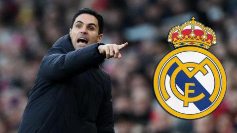 Arsenal transferplan: Låna från Real Madrid på nytt