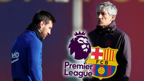 Barcelonas plan: PL-anfallaren ska ersätta Suárez