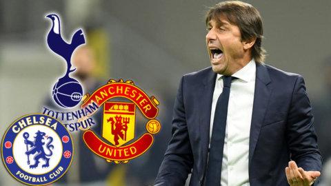 Contes transferräd i Premier League – ska värva tre spelare