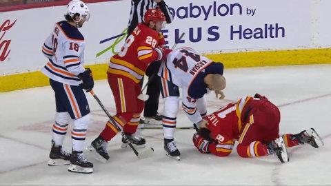 Edmonton-spelaren stängs av för överfallet – ligan förklarar beslutet