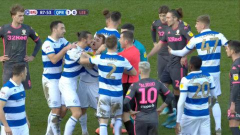 Spelaren vansinnig – efter Leeds-kaptenens brutala satsning