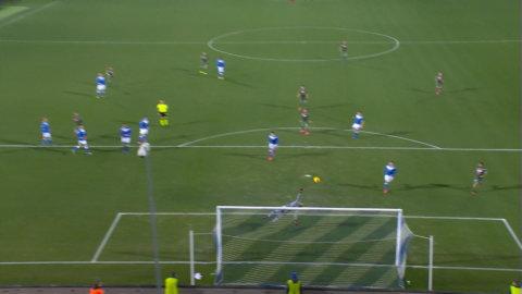 Höjdpunkter: Napoli vann - efter drömträffen