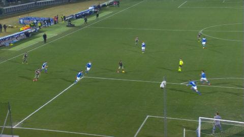 Napoli vänder - Ruiz med vackert mål