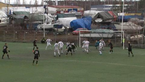 ÖSK-förvärv målskytt i första tävlingsmatchen