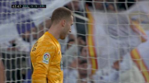 Ramos ger Real ledningen från straffpunkten