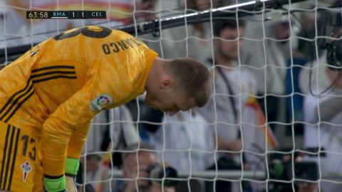 Real Madrid har vänt - Ramos målskytt på straff