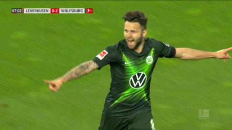Wolfsburg slår till på nytt – utökar till 0-3