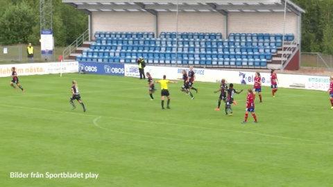 Höjdpunkter: Linköping vände och vann borta mot Vittsjö