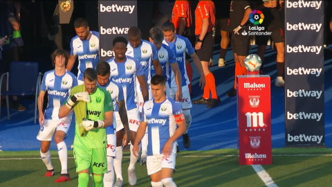 Höjdpunkter: Sevilla tog tre viktiga poäng i mötet med Leganés