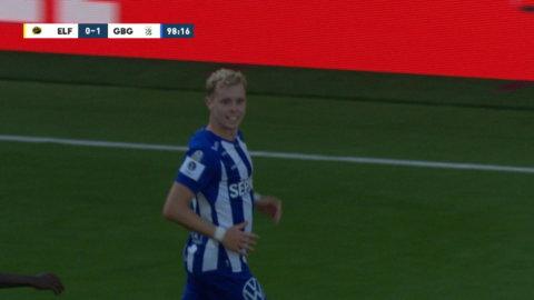 Höjdpunkter: Wernersson skickade Blåvitt till final i svenska cupen