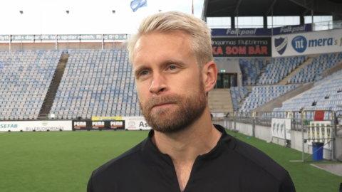 """Johan Larsson: """"En pinne är godkänt"""""""