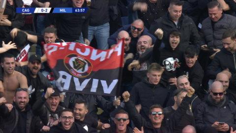 Se alla Zlatans mål i Serie A under året