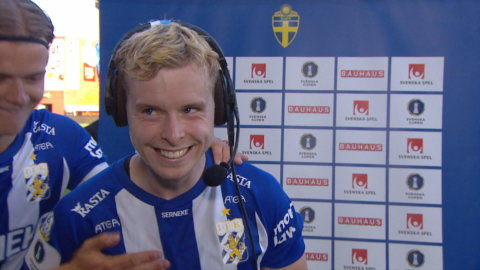"Wernersson: ""En mental berg-och-dal-bana"