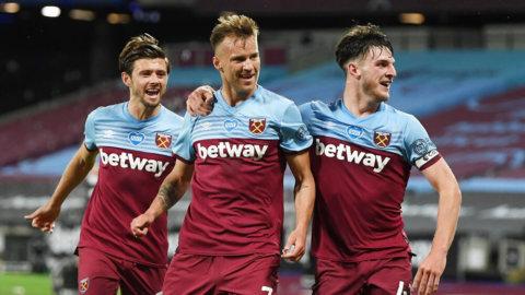 West Ham tog viktig seger mot Chelsea - inhopparen matchvinnare