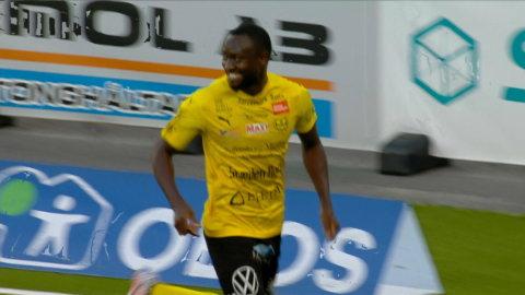 Höjdpunkter: Norrköping tappade poäng hemma mot Mjällby