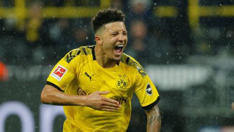 I FOKUS: Sanchos vackraste fullträffar – från den gångna Bundesligasäsongen