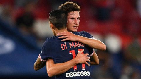 Draxler matchhjälte på stopptid – PSG vann med nio (!) man på planen