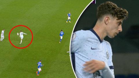 I FOKUS: Havertz bleka insats i debuten för Chelsea